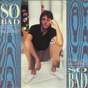 Click here for more info about 'Paul McCartney and Wings - So Bad'
