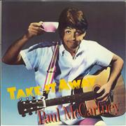 Click here for more info about 'Paul McCartney and Wings - Take It Away - EX'