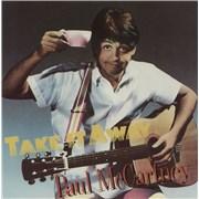 "Paul McCartney and Wings Take It Away Netherlands 7"" vinyl"