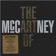 Paul McCartney and Wings The Art Of McCartney - 180 Gram Deluxe UK vinyl box set