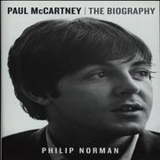 Paul McCartney and Wings The Biography UK book