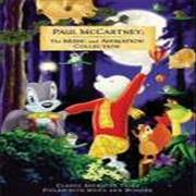 Paul McCartney and Wings The Music And Animation Collection UK DVD