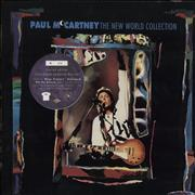Paul McCartney and Wings The New World Collection UK cd album box set