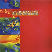 Click here for more info about 'Paul McCartney and Wings - The New World Tour'