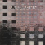 Click here for more info about 'The Paul McCartney World Tour + Wembley Stub'