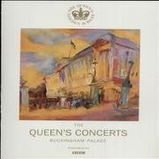 Paul McCartney and Wings The Queen's Concerts UK tour programme