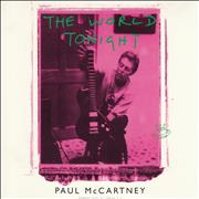 Click here for more info about 'Paul McCartney and Wings - The World Tonight'