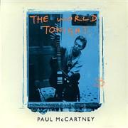 Paul McCartney and Wings The World Tonight UK CD single