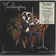 Paul McCartney and Wings Thrillington - Sealed UK CD album