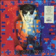 Click here for more info about 'Paul McCartney and Wings - Tug Of War - 180gm - Sealed'