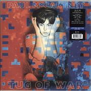 Click here for more info about 'Paul McCartney and Wings - Tug Of War - 180gram Blue Vinyl + Sealed'