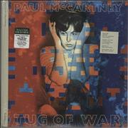 Paul McCartney and Wings Tug Of War - 180gram Special Edition + 7
