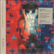 Paul McCartney and Wings Tug Of War - Special Edition UK 2-CD album set
