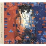 Paul McCartney and Wings Tug Of War - Special Edition UK 2-CD album set