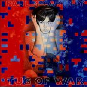 Paul McCartney and Wings Tug Of War Germany vinyl LP