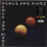 Click here for more info about 'Paul McCartney and Wings - Venus And Mars - 180gram Red & Yellow Vinyl + Sealed'