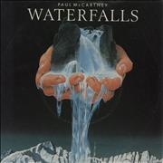 "Paul McCartney and Wings Waterfalls Netherlands 7"" vinyl"