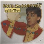Click here for more info about 'Paul McCartney and Wings - We All Stand Together - Printed PVC Sleeve'