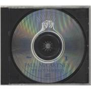 Paul McCartney and Wings We Got Married USA CD single Promo