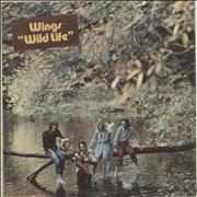 Click here for more info about 'Paul McCartney and Wings - Wild Life - Sealed + Sticker'