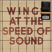 Click here for more info about 'Paul McCartney and Wings - Wings At The Speed Of Sound - 180gram Orange Vinyl + Sealed'