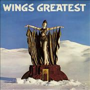 Click here for more info about 'Wings Greatest + Poster'