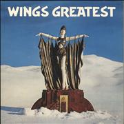 Click here for more info about ' - Wings Greatest + Poster'