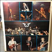 Paul McCartney and Wings Wings USA poster