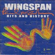 Click here for more info about 'Paul McCartney and Wings - Wingspan - Hits & History'