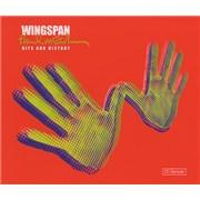 Paul McCartney and Wings Wingspan Hits And History CD Sampler UK CD album Promo
