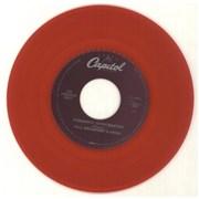 "Paul McCartney and Wings Wonderful Christmastime - Jukebox USA 7"" vinyl"