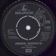 Click here for more info about 'Paul McCartney and Wings - Wonderful Christmastime'