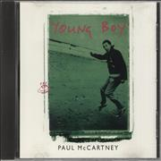 Click here for more info about 'Paul McCartney and Wings - Young Boy'