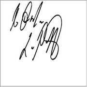 Click here for more info about 'Paul Nicholas - Autograph On Plain Card'