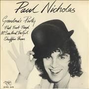 Click here for more info about 'Paul Nicholas - Grandma's Party EP - P/S'