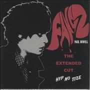 Click here for more info about 'Paul Orwell - Fangz (The Extended Cut) - Red + Black Splatter Vinyl'