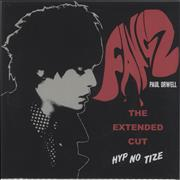 Click here for more info about 'Paul Orwell - Fangz (The Extended Cut) - White + Red Splatter Vinyl'