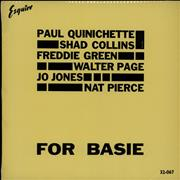 Click here for more info about 'Paul Quinichette - For Basie'