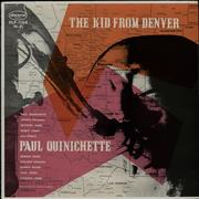 Click here for more info about 'Paul Quinichette - The Kid From Denver - 1st - DG'