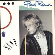 Click here for more info about 'Paul Rein - Stop'