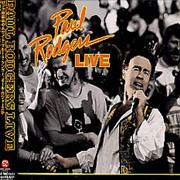 Click here for more info about 'Paul Rodgers - Live'
