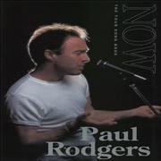 Click here for more info about 'Paul Rodgers - Now - The Tour Song Book'