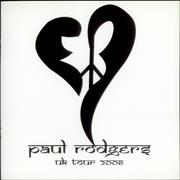 Click here for more info about 'Paul Rodgers - UK Tour 2006'