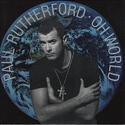 Click here for more info about 'Paul Rutherford - Oh World'