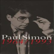 Click here for more info about 'Paul Simon - 1964 - 1993 - Nineteen Sixty Four...'