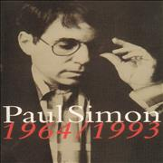 Click here for more info about 'Paul Simon - 1964-1993 Promotional Book'