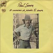 Click here for more info about 'Paul Simon - 50 Maneras De Perder Tu Amor'
