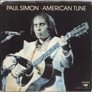 Click here for more info about 'Paul Simon - American Tune - Promo Stickered'