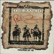 Click here for more info about 'Paul Simon - Back At The Ranch'