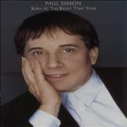 Click here for more info about 'Paul Simon - Born At The Right Time Tour + Ticket Stub'